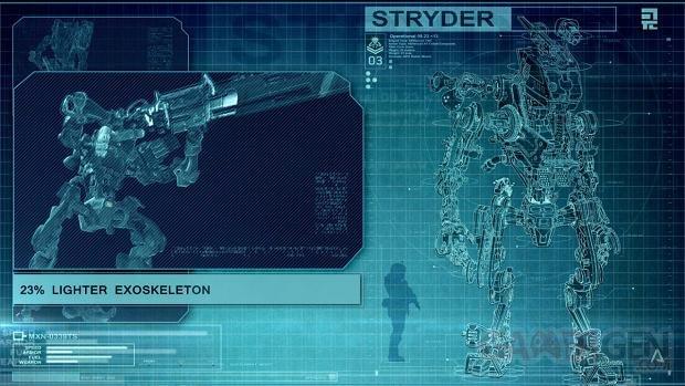Titanfall Stryder