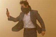 Tom Cruise dans Mission Impossible - Le Protocole fantôme
