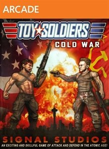 toy soldier cold war