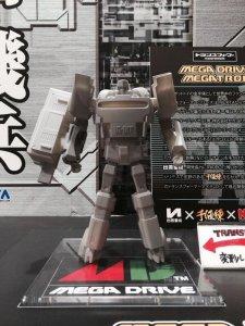 Transformers x Megatron x Mega Drive 3