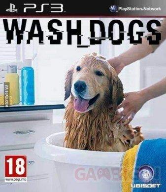 Troll de la semaine Wash Dogs
