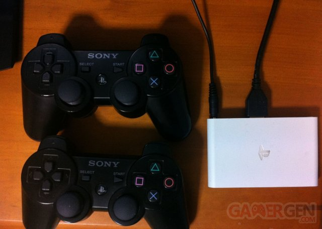 Tuto PSVita TV brancher connecter une seconde manette dualshock 3 25.11.2013 (5)