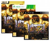 Ultra Street Fighter IV jaquettes