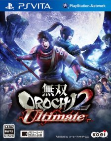 Warriors Orochi 3 Ultimate jaquette psvita 05.08.2013 (1)