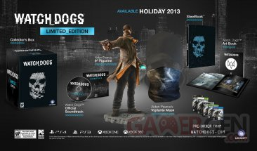 Watch Dogs Collector nord-américain
