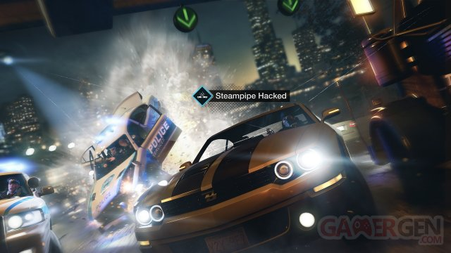 Watch Dogs images screenshots 5