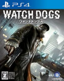 watch dogs jaquette ps4