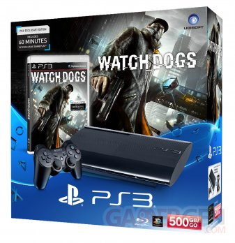 watch_dogs ps3 bundle pack