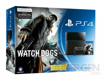 watch_dogs ps4 bundle pack