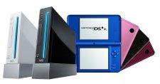 Wii DS DSi arret 27.02.2014