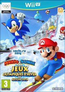 Wii U Mario Sonic