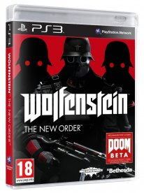 Wolfenstein The New Order jaquette