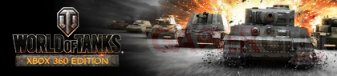 world of tanks banniere
