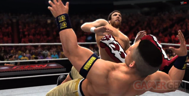 WWE 2K14 capture image 12-10-2013