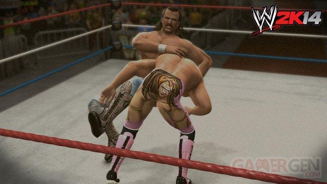 WWE 2K14 Jake The Snake 21-10-2013 (2)