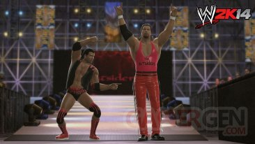 WWE 2K14 The Outsiders 21-10-2013