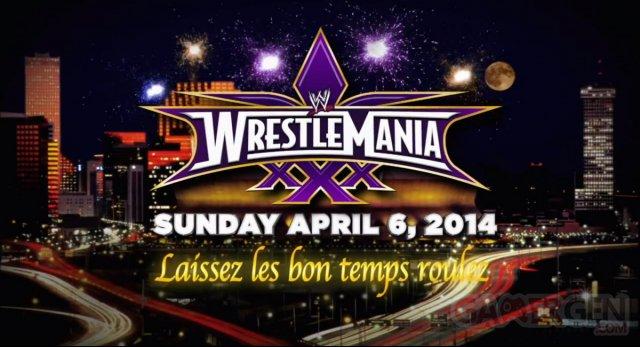 WWE Logo Wrestlemania 30 XXX (1)