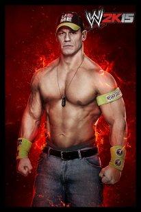 WWE2K15 John Cena