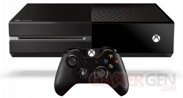 Xbox One - devant