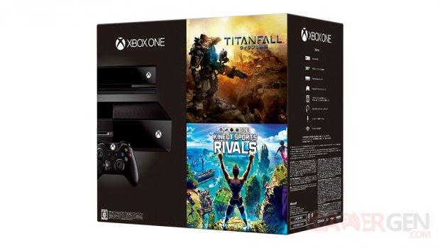 Xbox One editon Day One Japon 17.05.2014