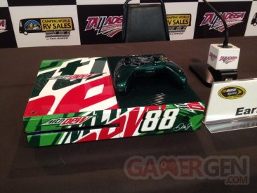 Xbox One Mountain dew custom 03