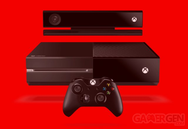 Xbox One rouge alerte