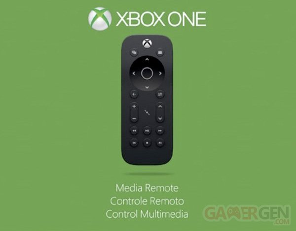 Xbox One te?le?commande