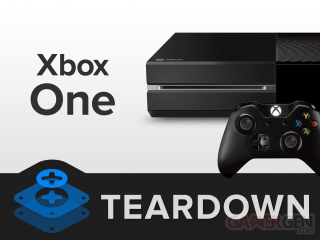 xbox-one-teardown-ifixit