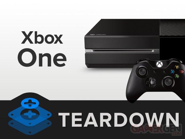 xbox-one-teardown-ifixit