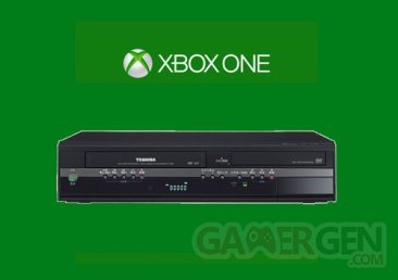 xbox one troll fake magnetoscope dvr