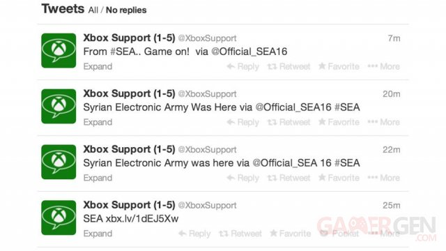 Xbox support hack SEA