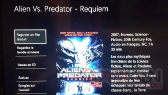 Xbox  Video Alien versus predator requiem gratuit (1)