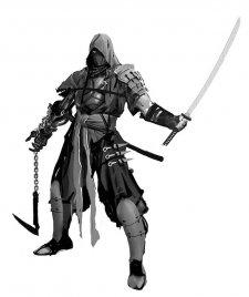 Yaiba Ninja Gaiden Z artwortks 02