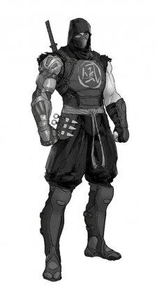 Yaiba Ninja Gaiden Z artwortks 03