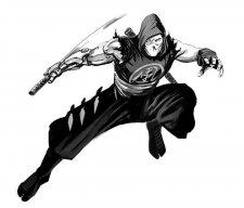 Yaiba Ninja Gaiden Z artwortks 04