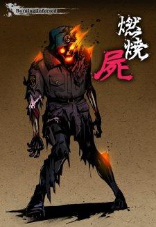 Yaiba Ninja Gaiden Z artwortks 05