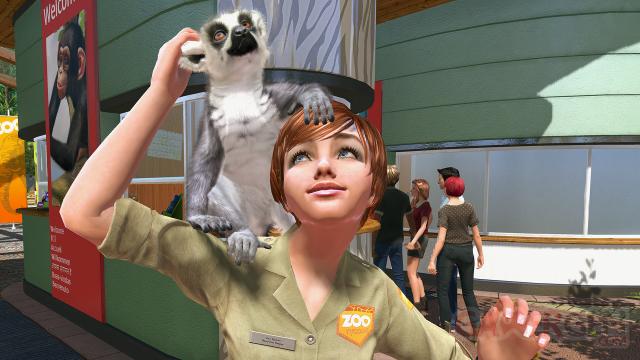 Zoo Tycoon screenshot 27112013