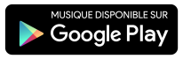 google play badge bouton musique
