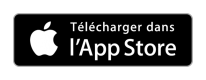 bouton telechargement apple app store