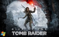 Windows Rise of the Tomb Raider écran veille 01
