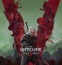 The Witcher 3 Wild Hunt cinq 5 ans poster