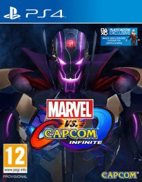 Marvel vs. Capcom Infinite Jaquette Edition deluxe PS4