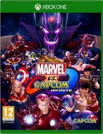 Marvel vs. Capcom Infinite Jaquette Xbox one