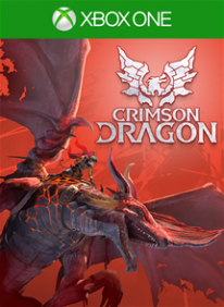 crimson dragon cover