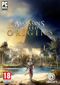 Assassins Creed Origins jaquette PC 02
