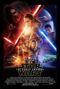 Star Wars Le Réveil de la Force The Force Awakens poster 2