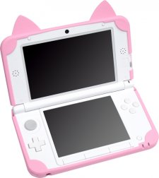 Accessoire Nintendo 3DS Chat Coque Silicone Japon 29.07.2013 (5)