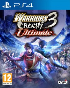 Warriors Orochi 3 Ultimate jaquettes couvertures europe 29.05.2014  (2)