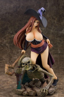 Dragon's Crown figurine sorciere 15.08.2013 (4)