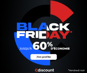 black friday cdiscount 300x250